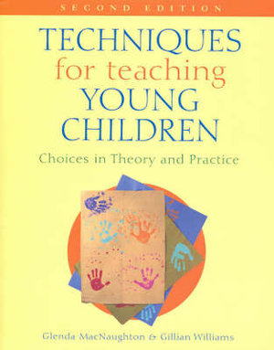 Cover of Techniques for Teaching Young Children