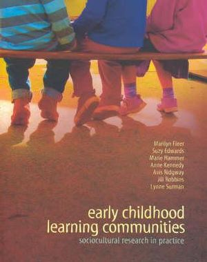 Cover of Early Childhood Learning Communities