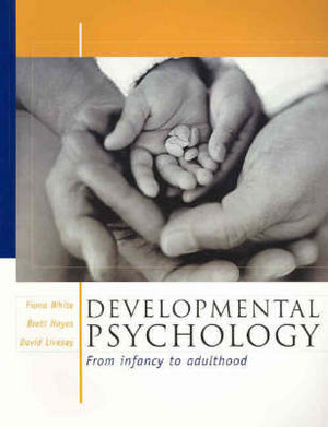 Cover of Developmental Psychology