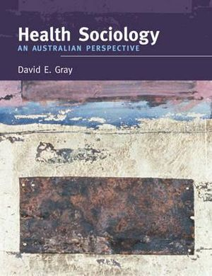 Cover of Health Sociology