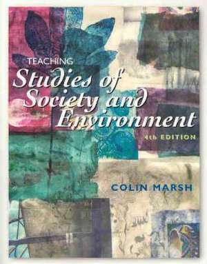 Cover of Teaching Studies of Society and Environment