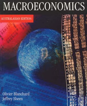 Cover of (Aust) Macroeconomics