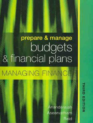 Cover of Managing Finance
