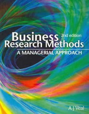 Cover of Business Research Methods