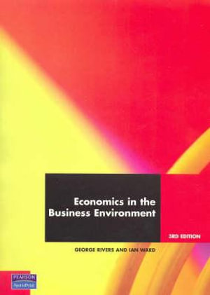 Cover of Economics in the Business Environment