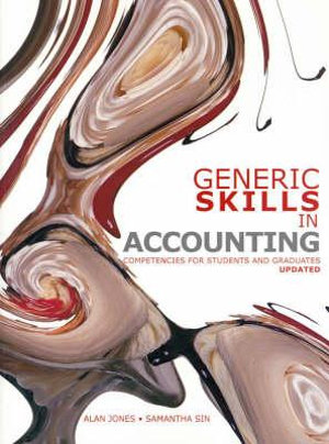 Cover of Generic Skills in Accounting (Updated)