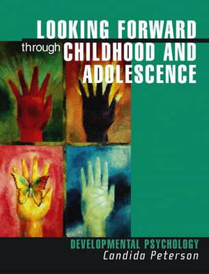 Cover of Looking Forward Through Childhood and Adolescence