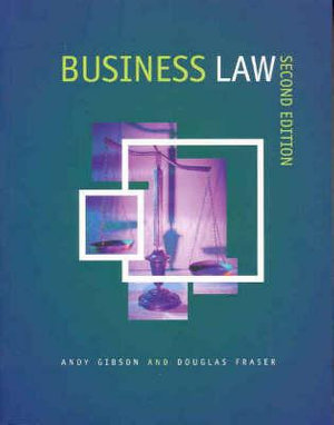 Cover of Business Law