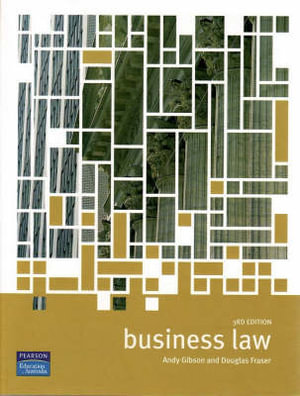 Cover of Business Law Blackboard Pack