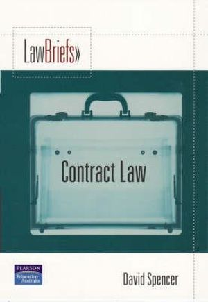 Cover of Law Brief Contract Law