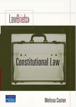 Cover of Law Brief Constitutional Law