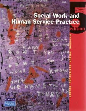 Cover of Social Work and Human Services