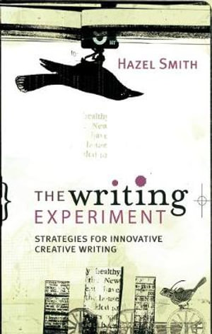 Cover of The Writing Experiment Strategies for innovative creative writing