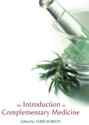 Cover of Introduction to Complementary Medicine