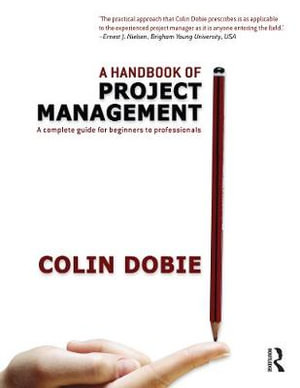 Cover of A Handbook of Project Management