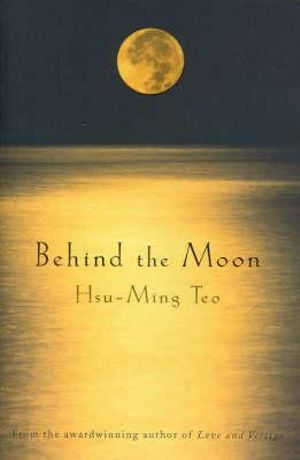 Cover of Behind the Moon