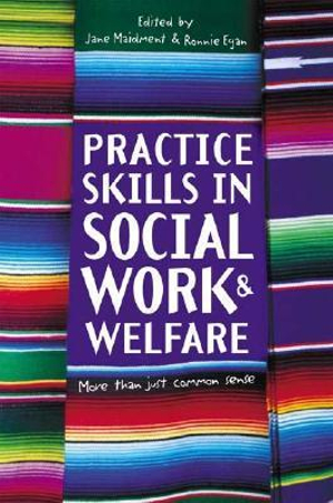 Cover of Practice Skills in Social Work and Welfare More than just common sense