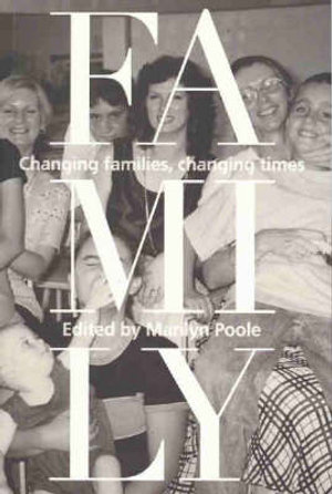 Cover of Family Changing families, changing times