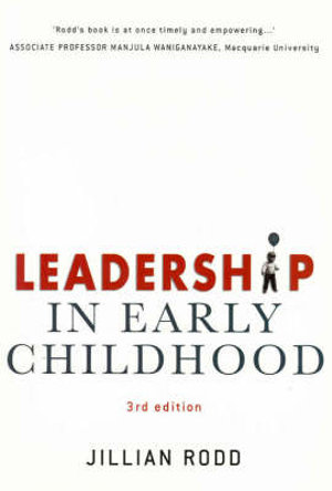Cover of Leadership in Early Childhood