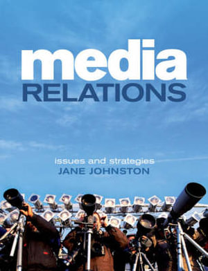 Cover of Media Relations Issues and strategies