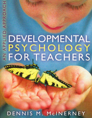 Cover of Developmental Psychology for Teachers An applied approach