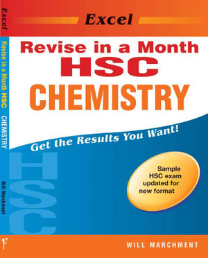 Cover of Excel Revise in a Month HSC Chemistry