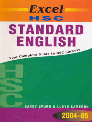 Cover of Standard English