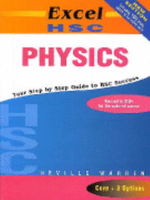 Cover of Excel HSC Physics