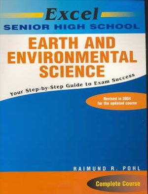Cover of Excel Senior High School Earth and Environmental Science