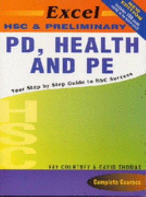 Cover of Excel HSC & Preliminary PD, Health and PE