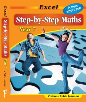 Cover of Step-by-step Maths