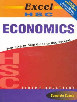 Cover of Excel HSC Economics + Cards SG