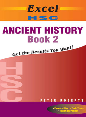 Cover of Excel HSC Ancient Hist Bk 2 SG
