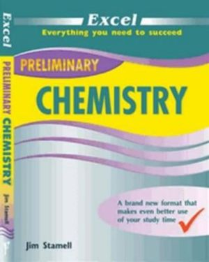 Cover of Excel Preliminary Chemistry