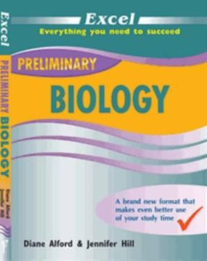 Cover of Excel Preliminary Biology