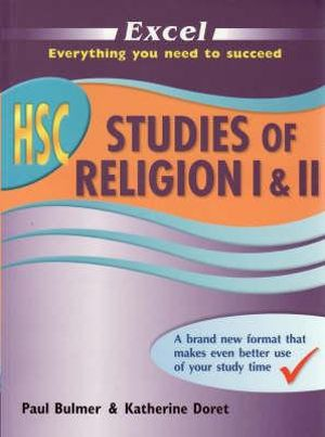 Cover of Excel HSC Studies of Religion SG