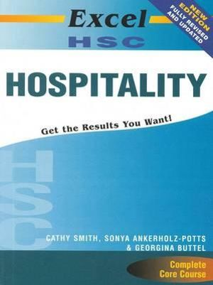 Cover of Excel HSC Hospitality