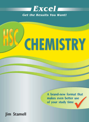 Cover of HSC CHEMISTRY New Ed
