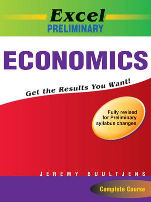 Cover of Preliminary Economics NE