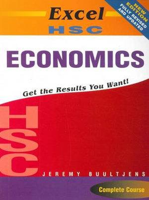 Cover of Excel HSC Economics