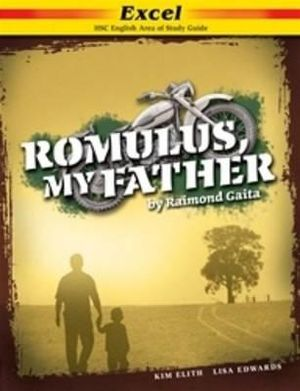 Cover of Romulus, My Father by Raimond Gaita