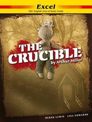 Cover of The Crucible by Arthur Miller