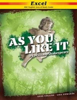 Cover of As You Like it by William Shakespeare