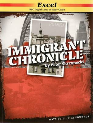 Cover of Immigrant Chronicle
