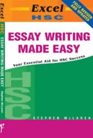 Cover of Excel HSC Essay Writing Made Easy