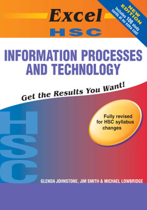 Cover of Excel HSC Information Processes and Technology