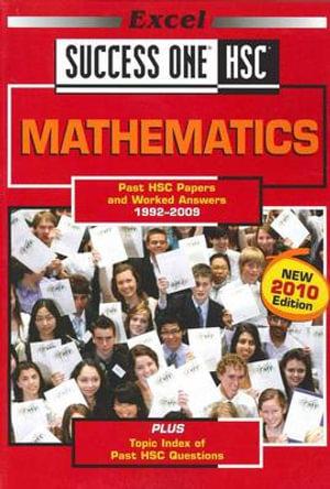 Cover of Success One HSC Mathematics