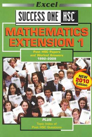 Cover of HSC Mathematics Extension 1
