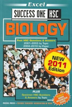 Cover of HSC Biology