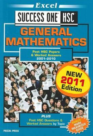 Cover of Success One HSC General Mathematics